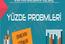 Yüzde Problemleri Çıkmış Soru Çözümleri