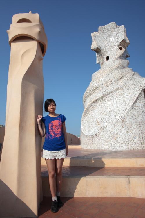 ~ Barcelone et mon coup de coeur pour Gaudi (3e partie) ~