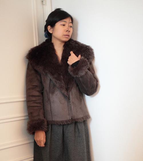 ~ Mon manteau d'hiver de tous les jours ~