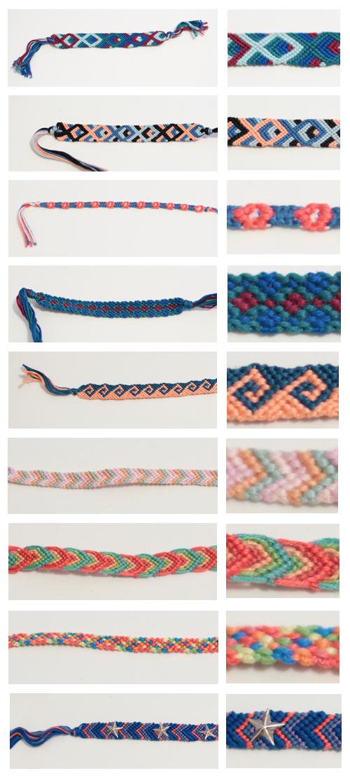 ~ Bracelet brésiliens ou friendship bracelet ~
