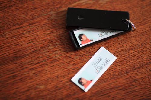 ~ Concours Moo : mon mega coup de coeur pour leurs cartes de visites personnalisées !!! ~