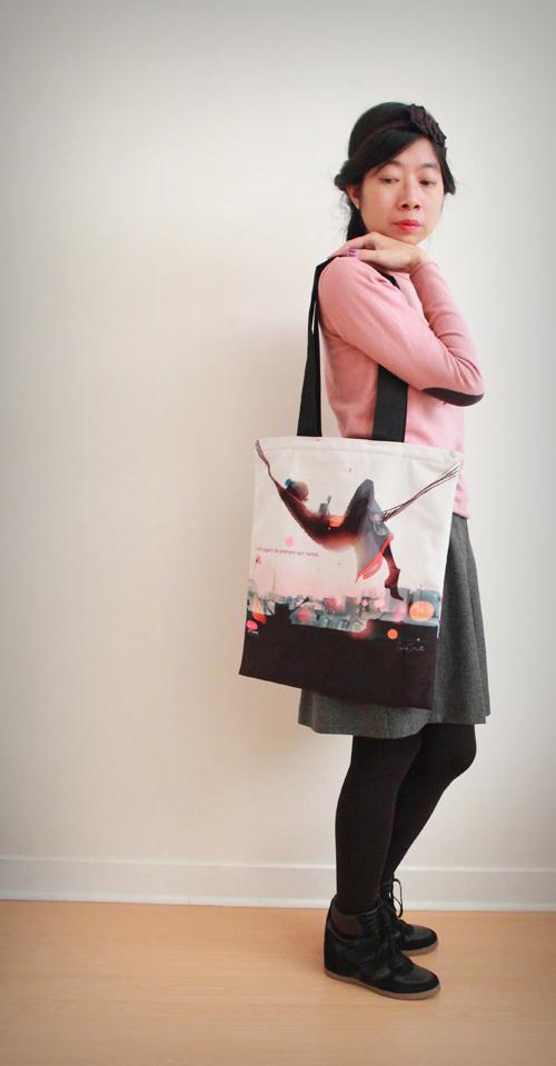~ Zecabas, les sacs velours à la douceur addictive, illustrés par Sophie Griotto ~