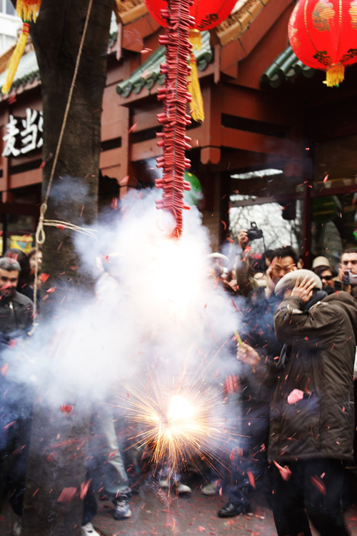 ~ Fêter le nouvel an chinois à Paris ~
