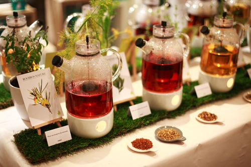 ~ Ateliers infusions chez Lov Organic ~