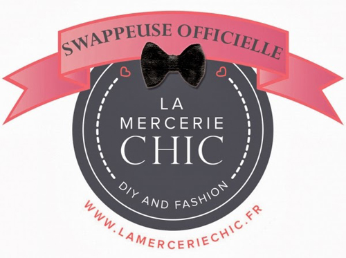 ~ Le swap DIY de la Mercerie Chic ! J'en suis ! ~