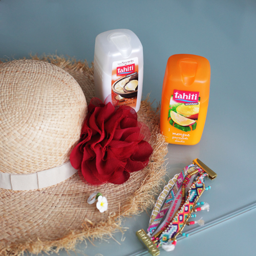 ~ Odeurs gourmandes sous la douche avec quelques nouveautés Tahiti ~