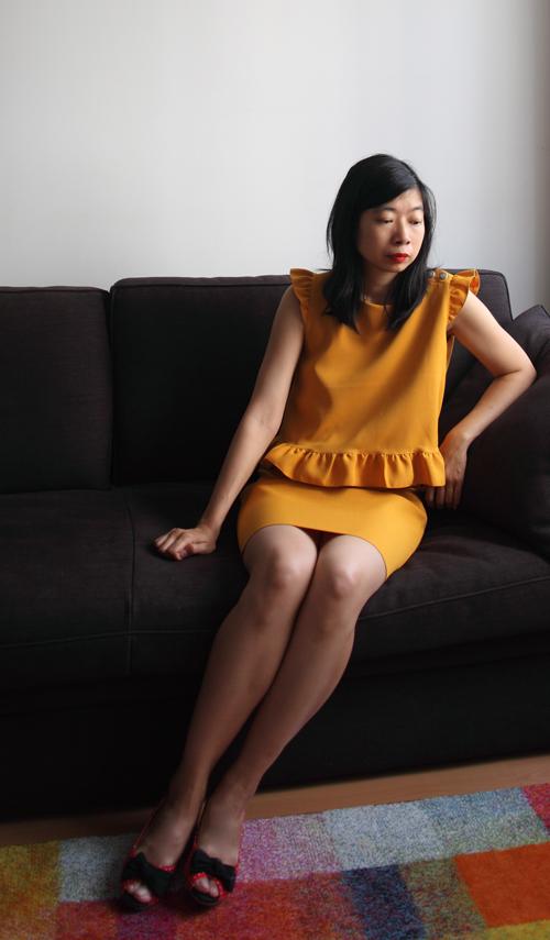 ~ Ma robe jaune Le Closet ~