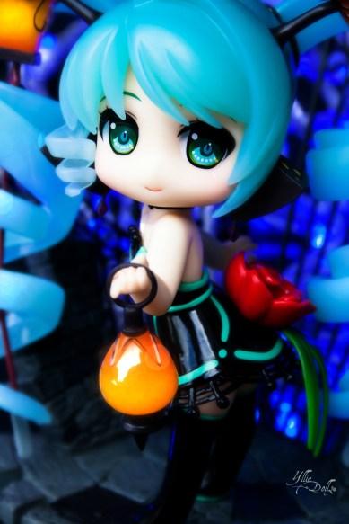 Miku Lamp - Vocaloid- Alphamax