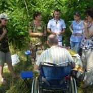 Transnistrie. Ne cherchez pas, personne ne connaît. Une journée à la campagne.