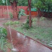 Bamako, l'hivernage
