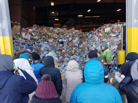 YLS at Ptbo recycling plant