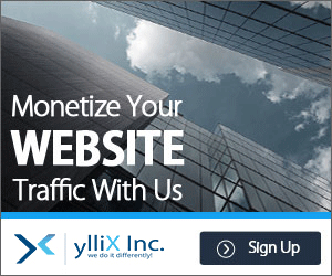 ylliX - Online Advertising Network