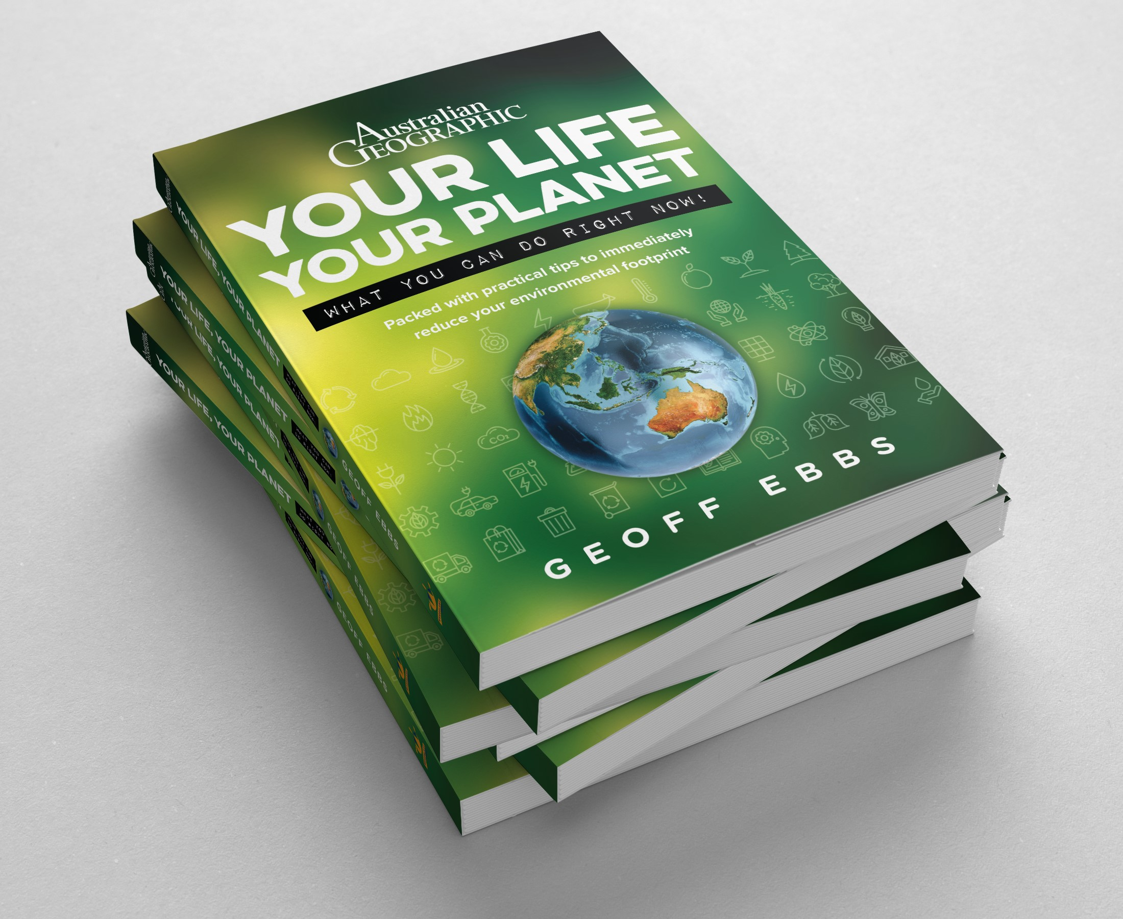 Your Life Your Planet books