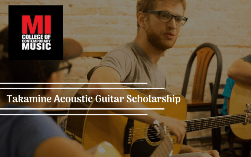 Image result for MI College Takamine Acoustic Guitar funding for US or Non-US Students