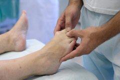 a nagy lábujj ízületének fájdalmától csípő előtti izmok 2. fokozatú kezelése