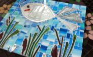 Mosaico 24 - Vidro