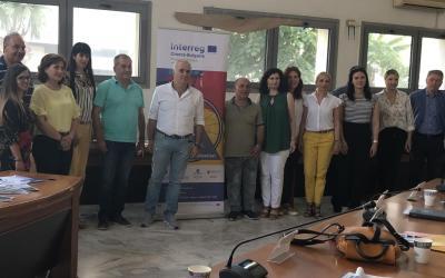 INTERREG GREECE-BULGARIA: 3rd PROJECT MEETING