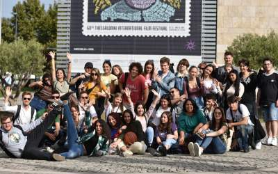 """And Action!"" – A Greek-German Youth Exchange Project"