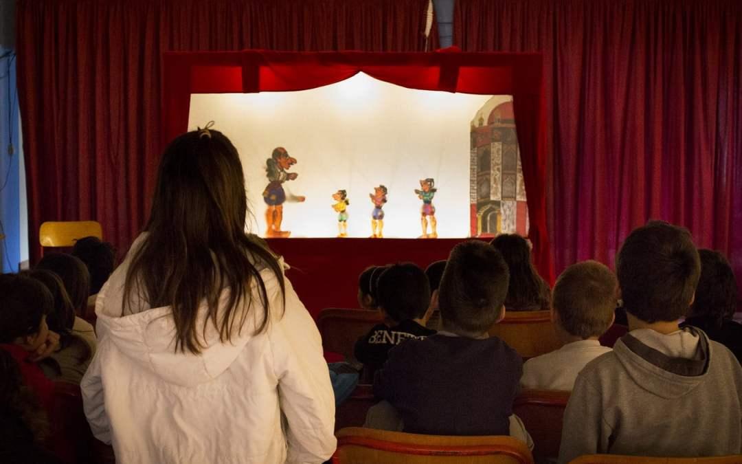 Παραστάσεις Παραδοσιακού Θεάτρου Σκιών – Μικρή Αυλαία Χ.Α.Ν.Θ.