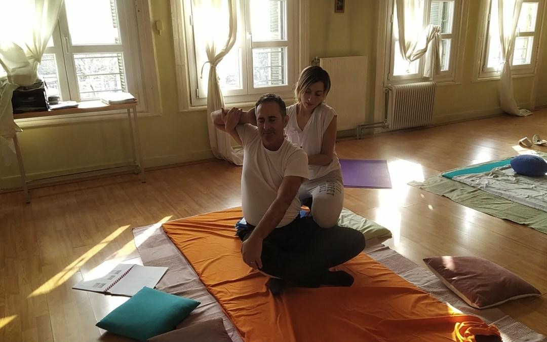 Δύο νέα θεματικά σεμινάρια Thai Massage