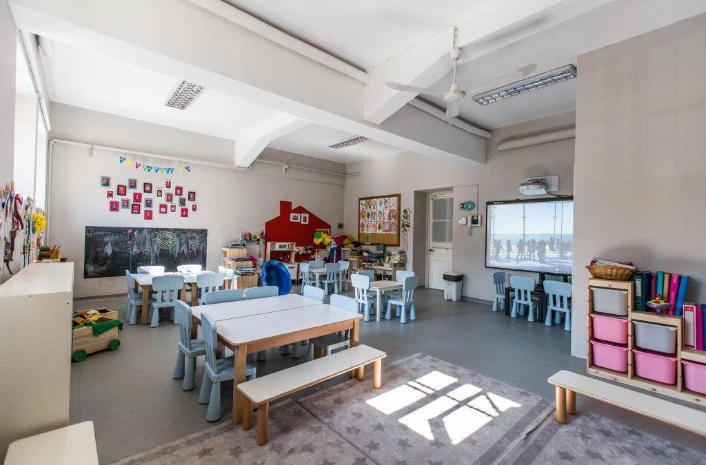 Παιδικός Σταθμός & Νηπιαγωγείο Χ.Α.Ν.Θ.: Οι εγγραφές για την επόμενη σχολική χρονιά ξεκίνησαν!