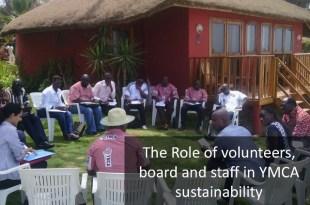 roles of volunteres OGM