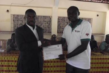 Agri certificate 1