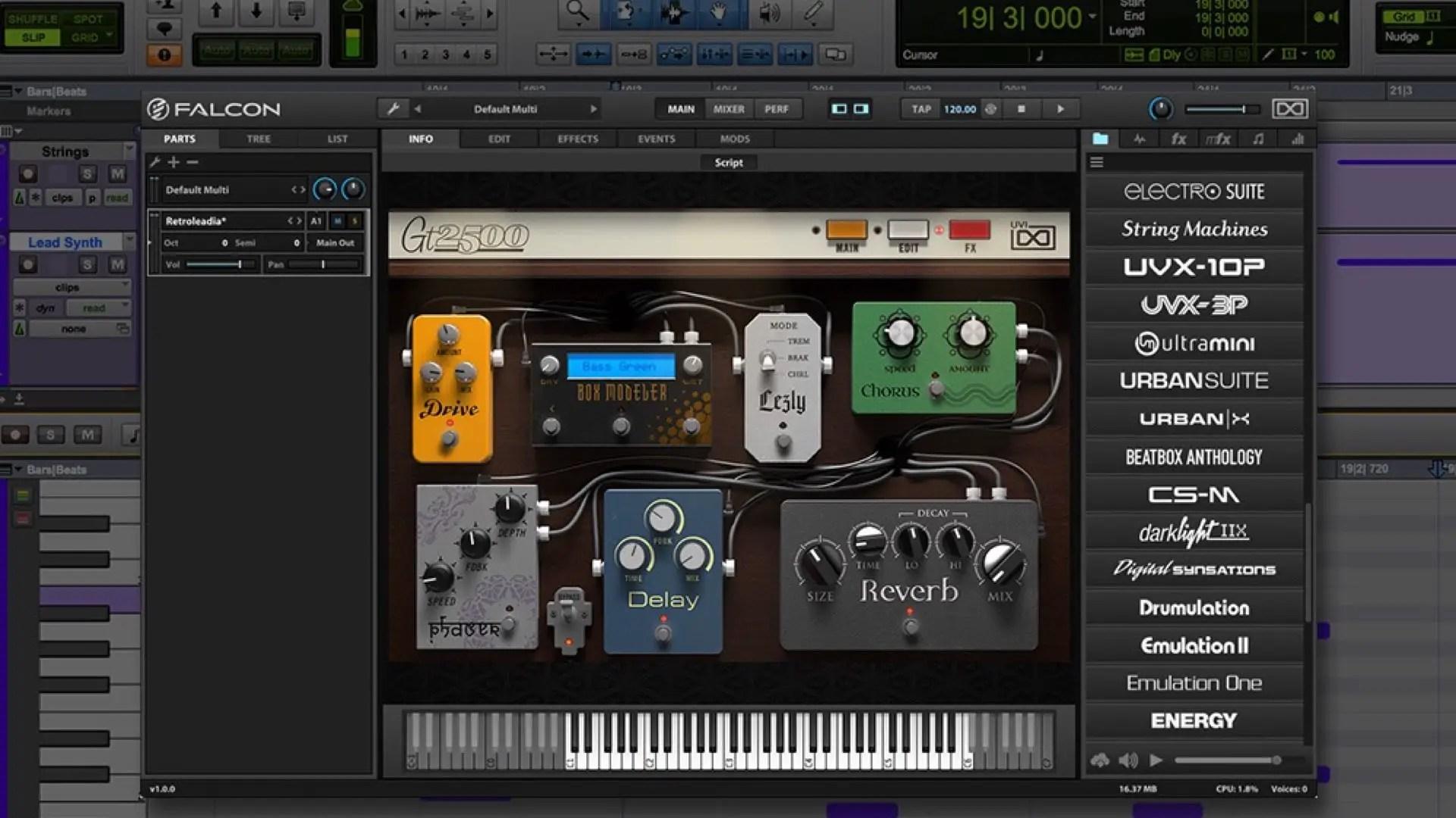 f7a3dfa5eb9 Avid Pro Tools now Includes UVI s Hybrid Virtual Instrument Falcon ...