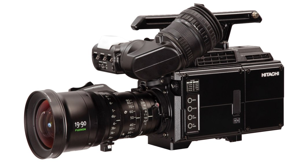 Hitachi SK­UHD8000 Series 8K (SHV) Studio, Field Production Camera