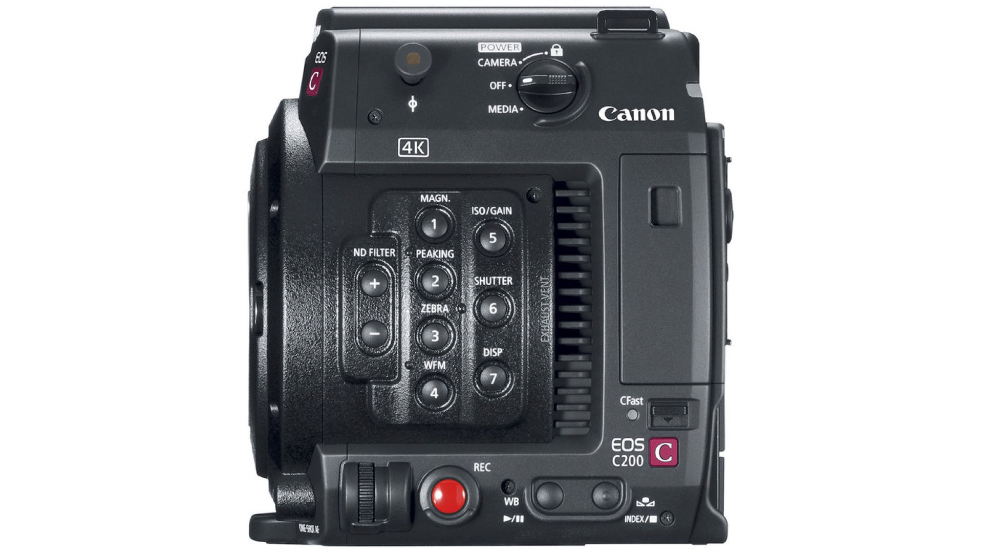 The Canon C200 can be Used on Netflix Productions (Under Some