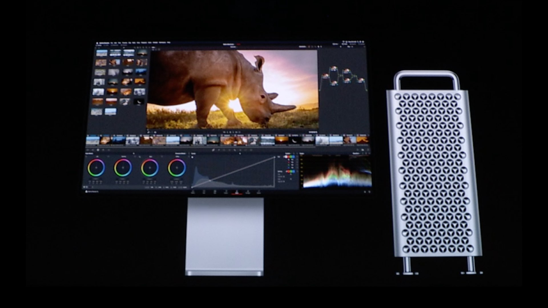 Apple Announces the New Mac Pro: A Beast Dedicated for 8K