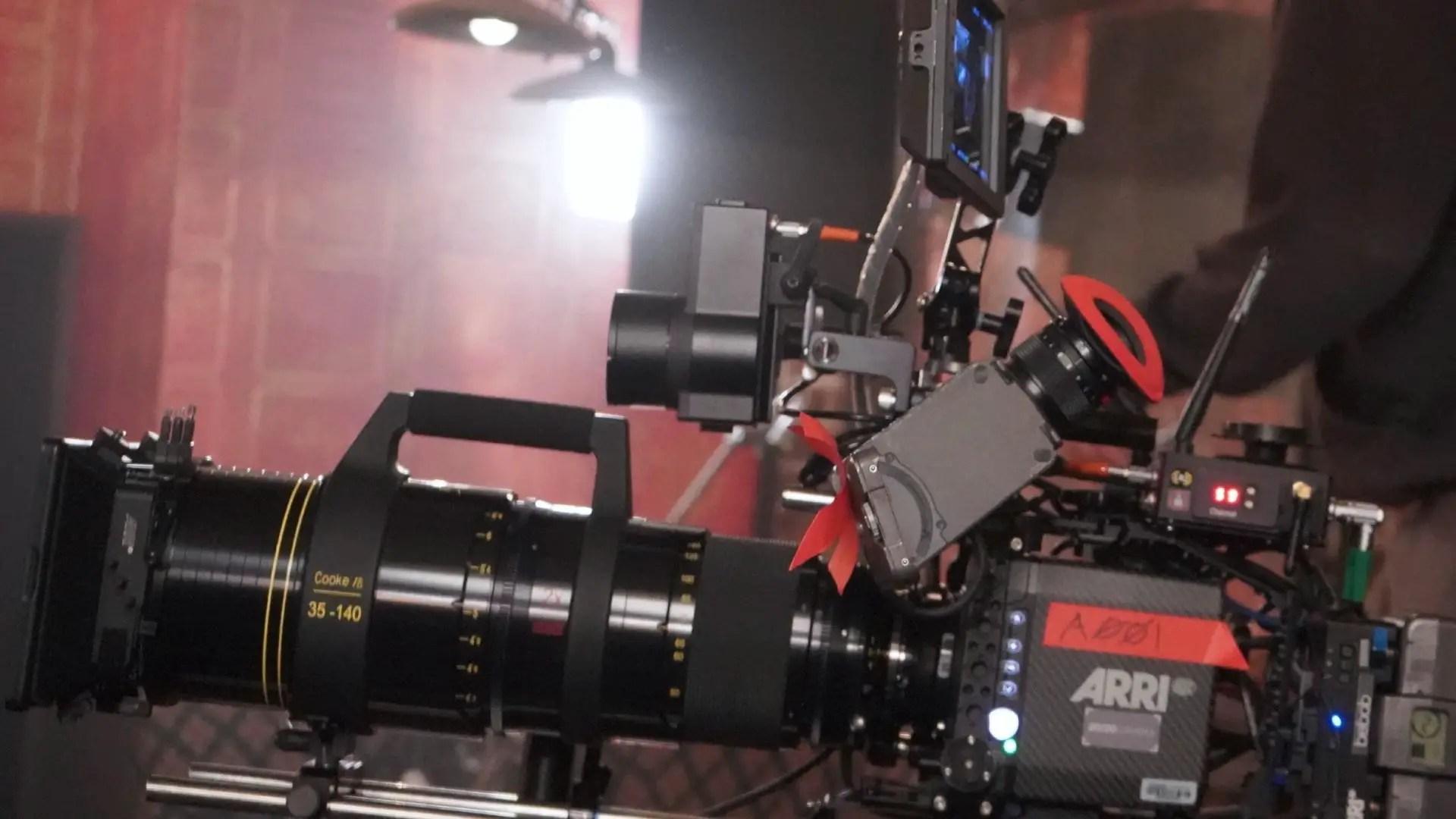 "Cinema Cameras Dynamic Range Comparison: ""Paycheck Stops"