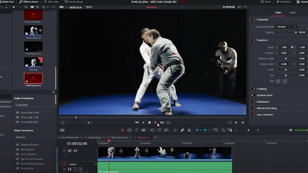 Editing 8K RAW on Resolve