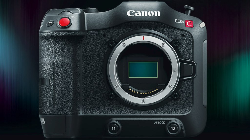 The Canon EOS C70