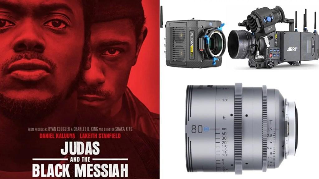 """Judas and the Black Messiah"" (Warner Bros.): DP Sean Bobbitt. Cameras: ARRI ALEXA LF and Mini LF. Lenses: ARRI DNA"