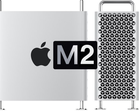 Apple Silicon M2 Enters Mass Production: Expect Half the Size Mac Pro