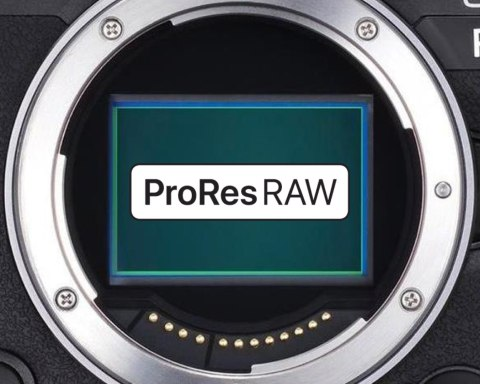 Canon EOS R5 Gets 8K ProRes RAW