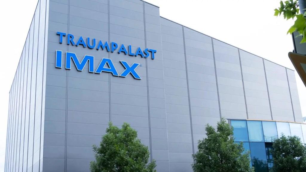 IMAX Traumpalast.  Image: IMAX