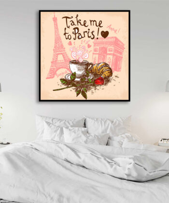 Take me to paris
