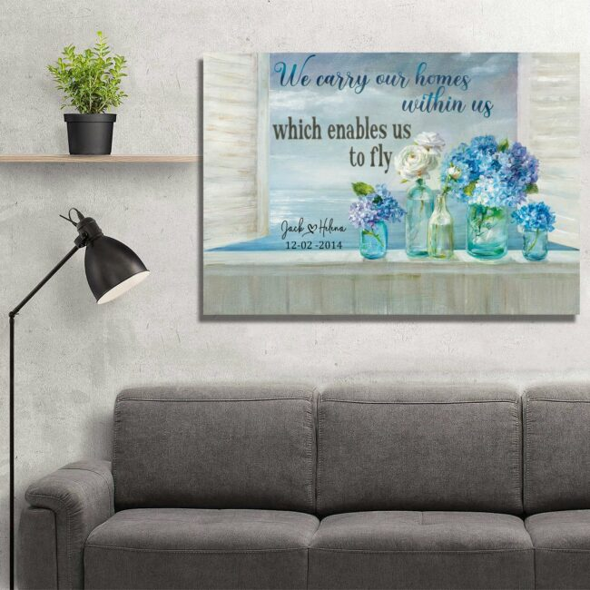 Personalized Home decor oil painting art canvas 1