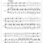 【新着情報】サクソフォーン2重奏作品発売開始のご案内