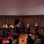 【映像公開】化石[フルート4重奏&木管5重奏]