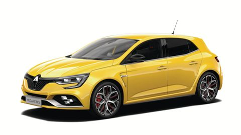 Renault Megane Hatchback 2020 Gt 205 Hp In Uae New Car