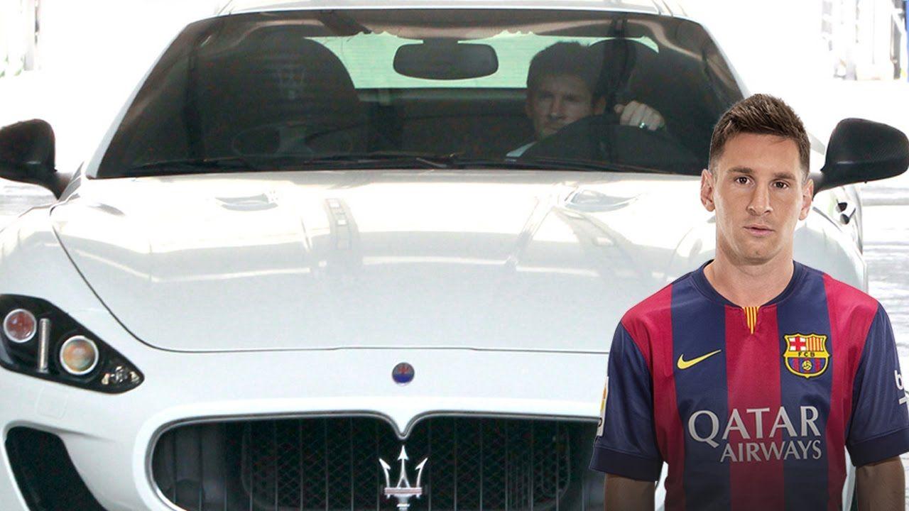 5 Cars That Belong To Football Star Lionel Messi Uae Yallamotor