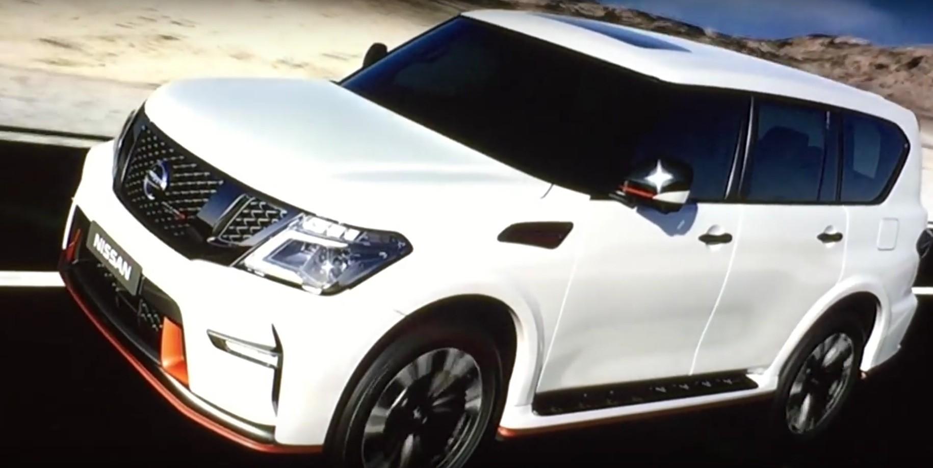 Nissan Patrol 2016 Nismo In UAE New Car Prices Specs