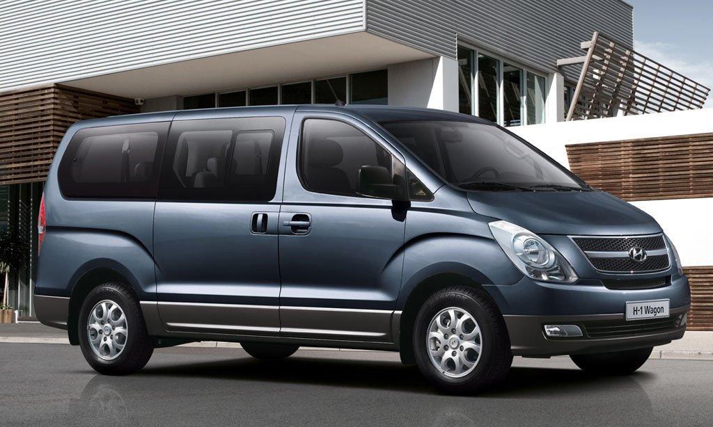 Hyundai H1 2018 12 Seater Passenger Van In UAE New Car