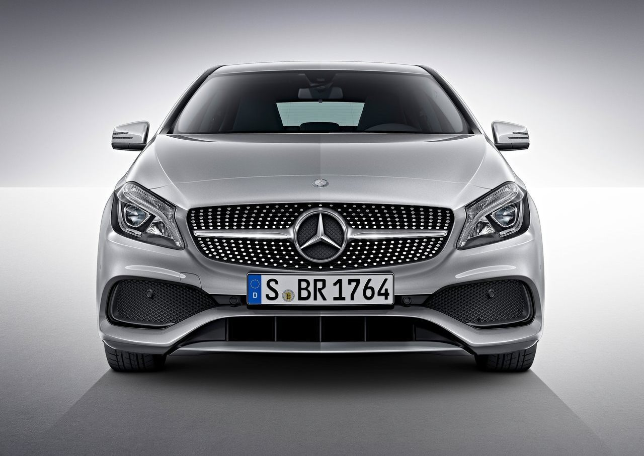 Mercedes Benz A Class 2018 A 250 Sport In UAE New Car