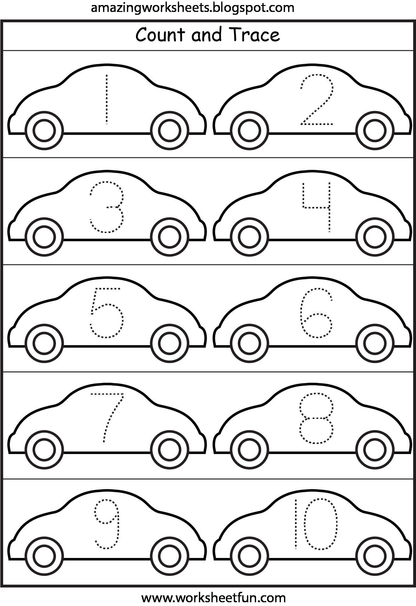 Preschool Worksheets Letter Worksheets