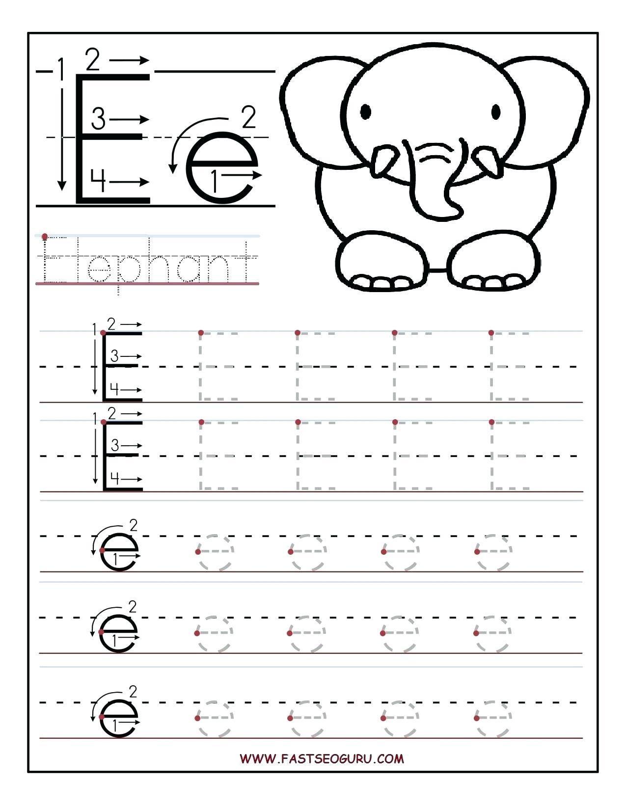 Free Printable Abc Handwriting Worksheets Letter Worksheets