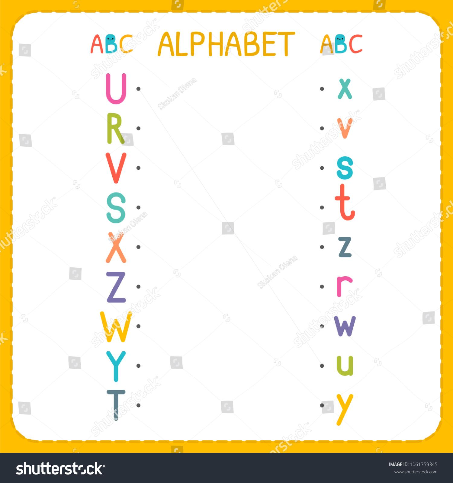 Kindergarten Lowercase Alphabet Worksheets Letter Worksheets